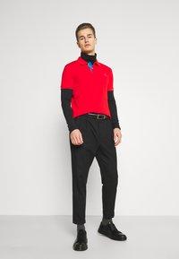 GANT - RUGGER - Polo shirt - lava red - 1