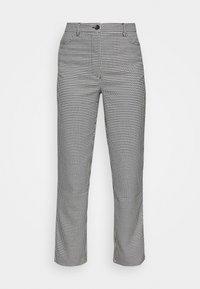 SIMONE TROUSERS - Trousers - white light