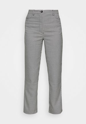 SIMONE TROUSERS - Pantalones - white light