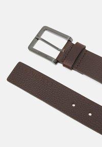 Calvin Klein - ESSENTIAL PLUS - Belt - brown - 1