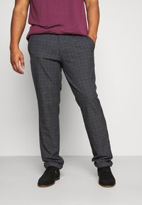Jack & Jones - JJIMARCO JJSTUART - Trousers - black - 0