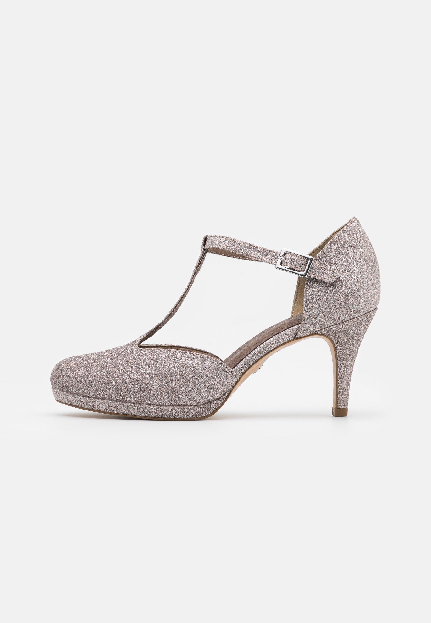 Silberne Schuhe für Damen versandkostenfrei kaufen| ZALANDO