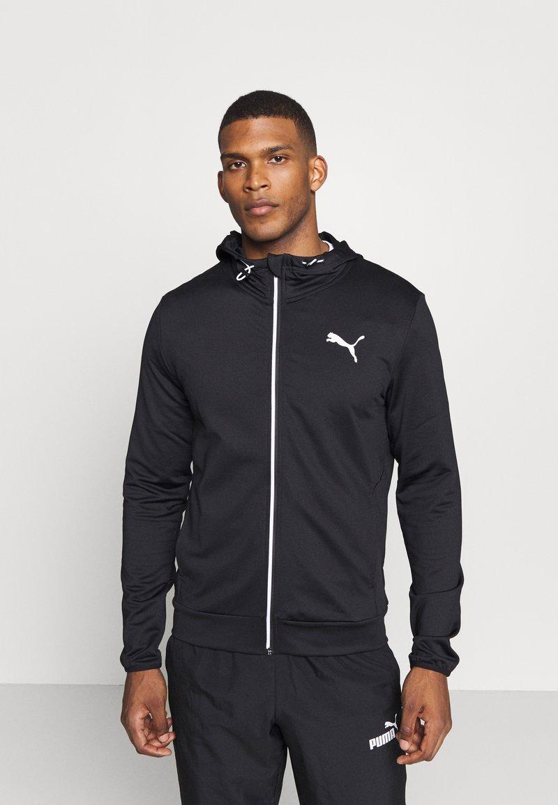 Puma - RTGFZ - Zip-up hoodie - black