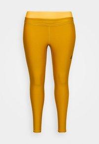 adidas Performance - ASK C.RDY - Leggings - yellow - 5
