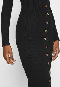 Fashion Union - ALLISTER - Jumper dress - black - 5