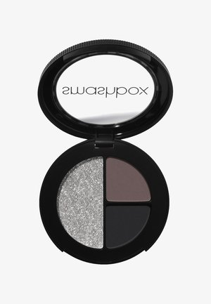 PHOTO EDIT EYE SHADOW TRIO 3,2 G - Eyeshadow palette - 2b2a2c, 6a5959, a09e9d punked