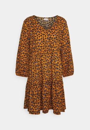 Denní šaty - honey ginger