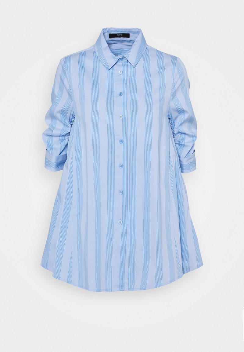 Steffen Schraut - BENITA FASHIONABLE BLOUSE - Button-down blouse - light blue