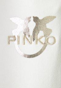 Pinko - CARICO PANTALONE  - Joggebukse - off-white - 5