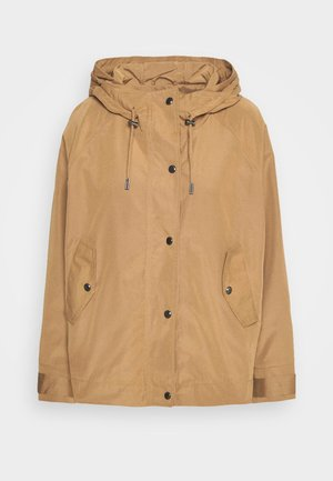 ONLELLA PARKA JACKET - Lehká bunda - toasted coconut