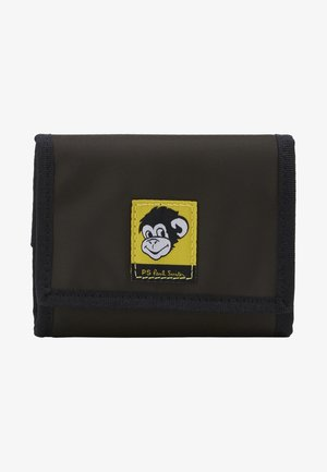 EXCLUSIVE MONKEY CORNER ZIP - Wallet - black
