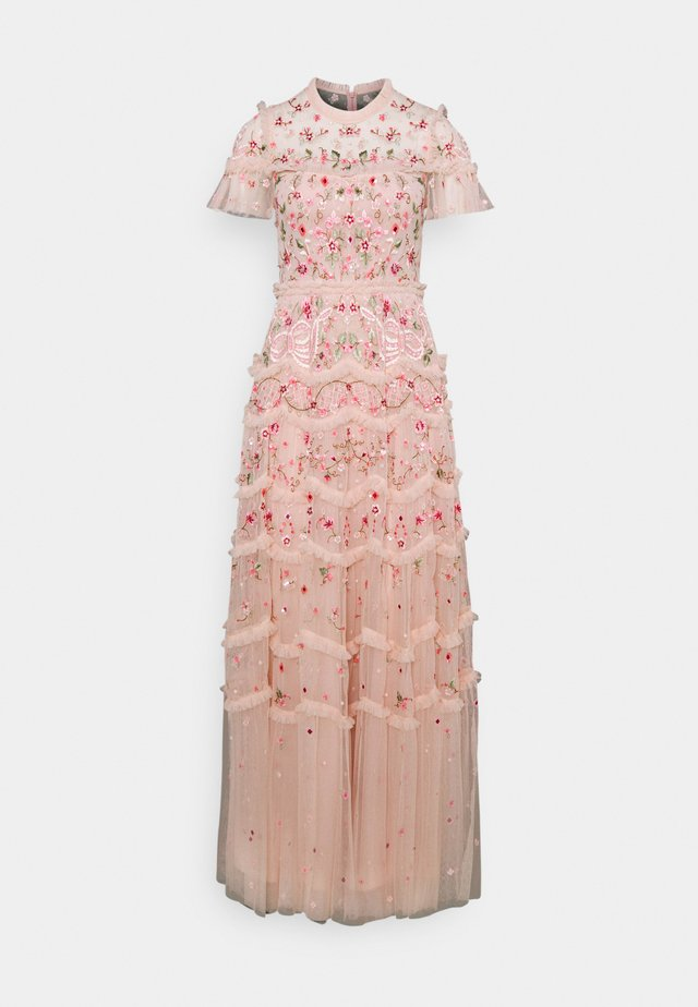 ELSIE RIBBON GOWN - Gallakjole - pink encore
