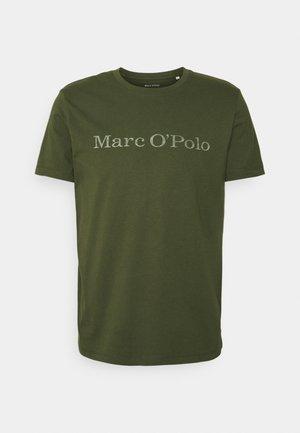 SHORT SLEEVE - Print T-shirt - dried herb