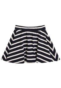 Jonas Nielsen - A-line skirt - marine weiß - 0