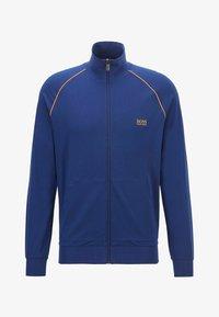 BOSS - Zip-up hoodie - blue - 4