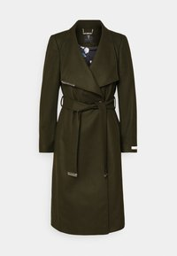 Ted Baker - ROSE - Classic coat - olive - 4