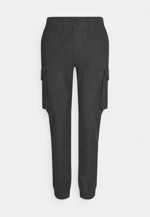 ABEL PANTS - Cargo trousers - grey