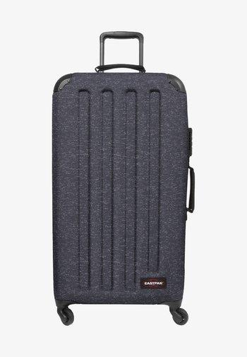 Wheeled suitcase - grey