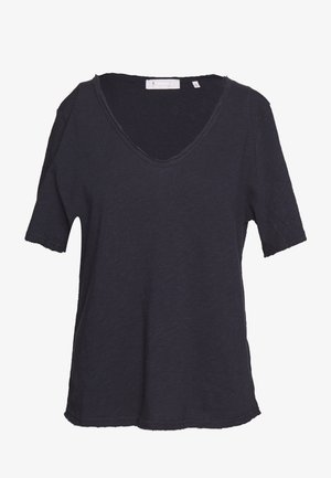 HEAVY - Basic T-shirt - deep blue