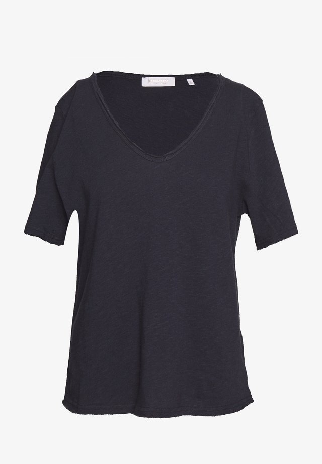 HEAVY - T-shirt basique - deep blue