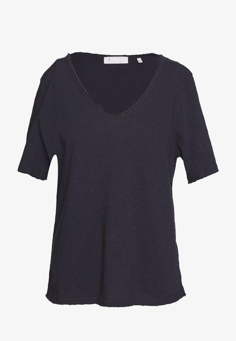 Rich & Royal - HEAVY - Basic T-shirt - deep blue