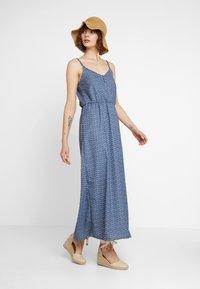 ONLY - ONLDIANA STRAP DRESS - Maxi dress - blue horizon - 1