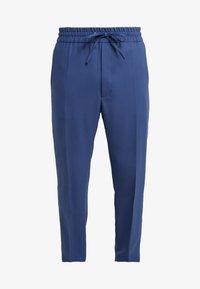 Vivienne Westwood - ELASTIC CROP GEORGE SERGE - Pantaloni eleganti - blue - 4