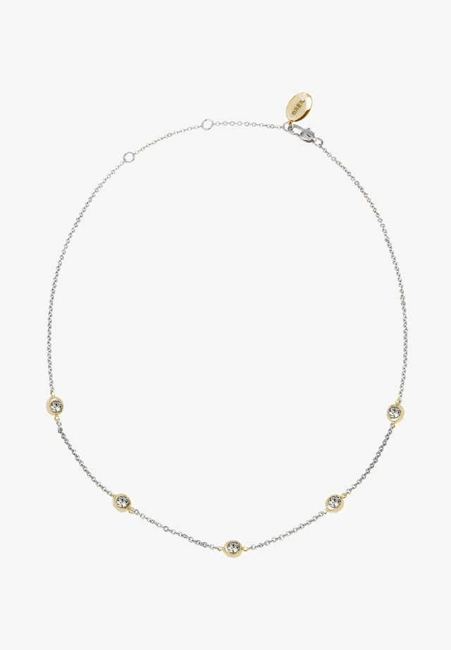SUNLIGHT - Necklace - silver/gold