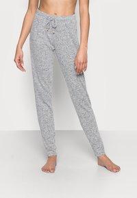 Etam - DEEDEE PANTALON LOUNGEWEAR - Pyjama bottoms - gris - 0