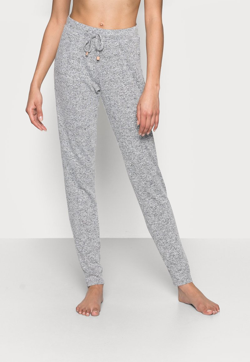 Etam - DEEDEE PANTALON LOUNGEWEAR - Pyjama bottoms - gris