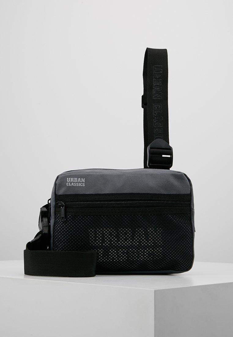 Urban Classics - CHEST BAG - Ledvinka - grey