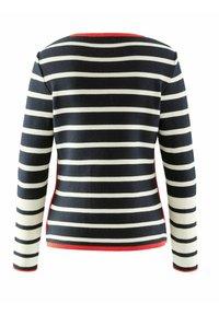 Alba Moda - Long sleeved top - marineblau,weiß,rot - 6