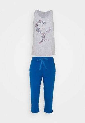 SET - Pyjamas - grey combination