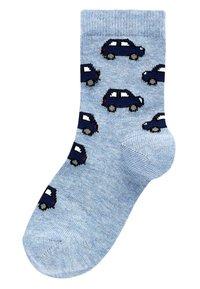 Next - 7 PACK - Socks - blue - 6