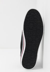 Tommy Hilfiger - CORE CORPORATE - Sneakers - black - 4