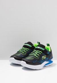 Skechers - ERUPTERS III - Trainers - black/blue/lime - 2