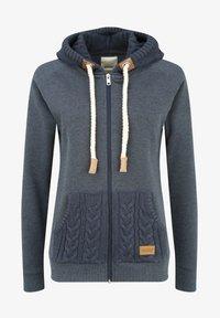 Oxmo - MATILDA - Zip-up hoodie - ins bl mel - 5