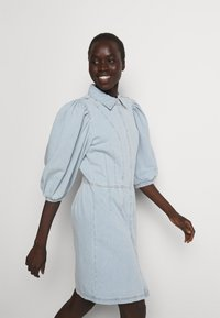TWINSET - ABITO - Denim dress - denim - 4