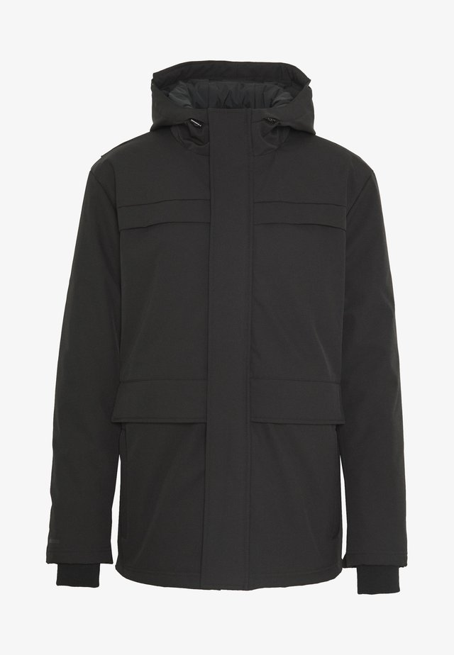 KOLTUR - Winter jacket - black