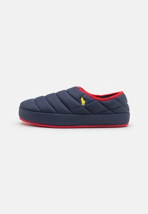 MAXSON - Domácí obuv - navy/yellow