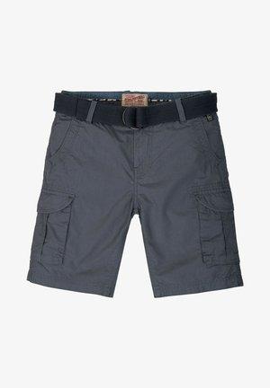 Pantaloni cargo - wolf grey