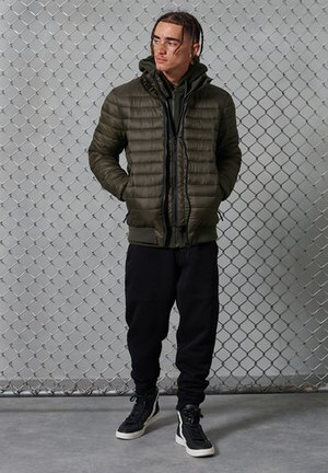 Winter jacket - khaki