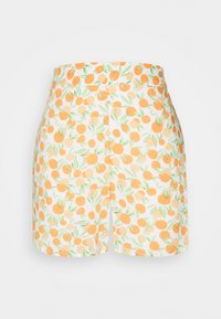 PIECES Tall - PCNYA - Shorts - buttercream - 0