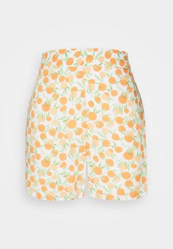 PCNYA - Shorts - buttercream