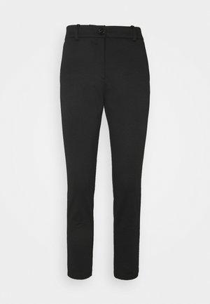 PCFIE PANTS  - Trousers - black