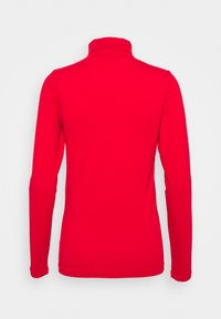 Calvin Klein - TURTLE NECK - Long sleeved top - red - 1