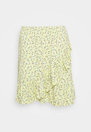 LIZARD SKIRT  - Mini skirt - multi coloured