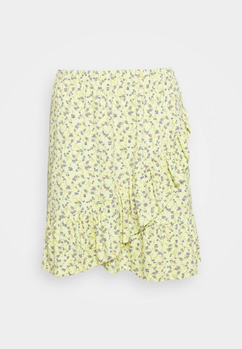 Envii - LIZARD SKIRT  - Mini skirt - multi coloured