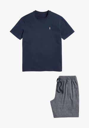 Pyjama set - dark blue