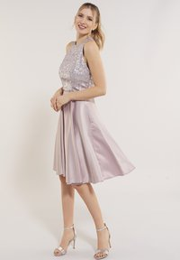Swing - Cocktail dress / Party dress - light rose - 1